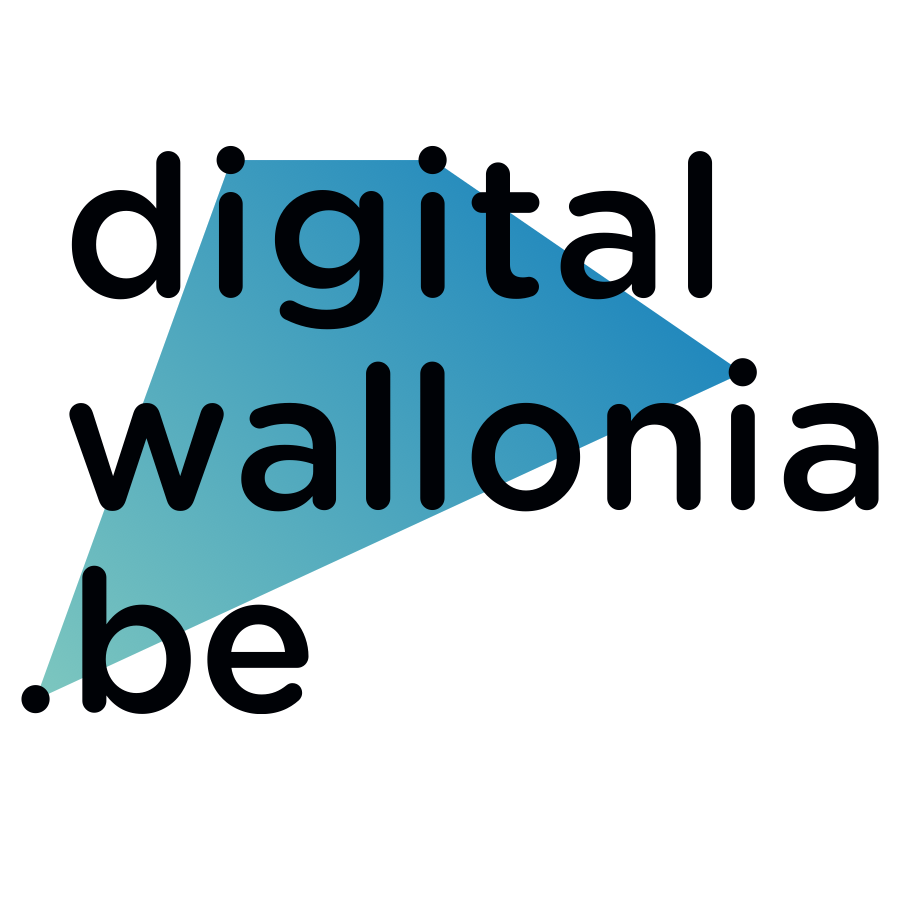 Logo de DigitalWallonia.be
